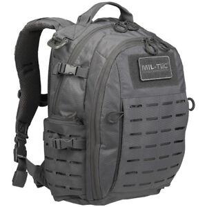 ed0da3b09960 Mil-Tec HexTac Backpack Military Army Hiking Bag Hydration Rucksack ...