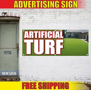 Artificial Turf Advertising Banner Vinyl Mesh Decal Sign Sod Sale Sell Grass Rug Ebay
