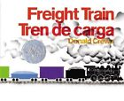 Freight Train Tren De CARGA 9780060562021 by Donald Crews Hardback