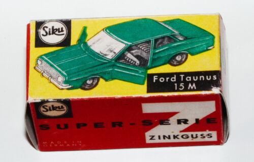 Ford Taunus 15M Reprobox Siku V 273