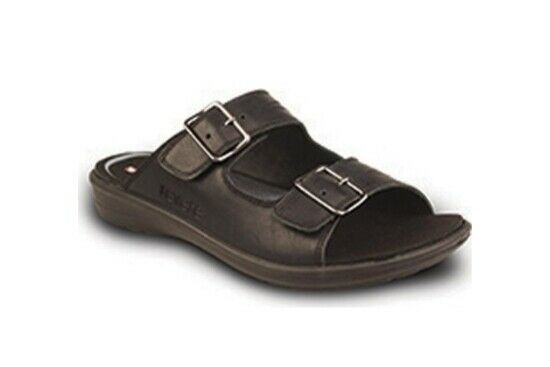NEW Revere Cairo Mens Comfort SandalRemovable Foot Bed & Adjustable Strap Sz 11