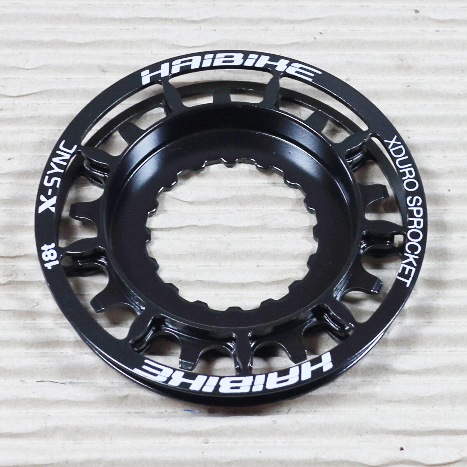 Antriebsritzel Haibike xduro 18 Zähne 5 mm Offset für Bosch Gen2 für Plus e-Bike