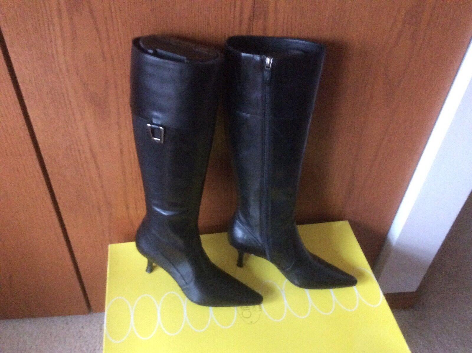 CIRCA JOAN & DAVID  luxe series woman's knee high boots 8 N , $250.00