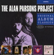 Original Album Classics by The Alan Parsons Project (CD, Feb-2011, Sony Music)