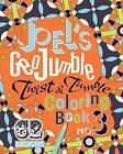 Joel's Geojumble Twist & Tumble Coloring Book, No.3 by Joel David Waldrep (Paperback / softback, 2011)