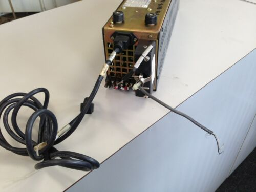KEPCO ATE36-1.5M QUARTER-RACK ANALOG CONTROLLED POWER SUPPLY