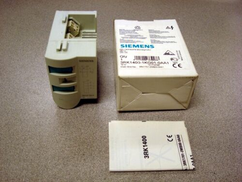 NEW Siemens 3RK1400-1KG01-0AA1 Load Feeder AS Interface Module