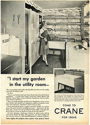 1941 Myers Multi Flow Ejecto Water System Ashland OH Print Ad