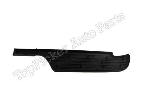 FOR TOYOTA 1995-2004 TACOM PICKUP STANDARD BED REAR STEP BUMPER PAD LH NEW