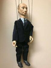 Handmade MARIONETTE Puppet Vladimir Putin Russian ????? porcelain