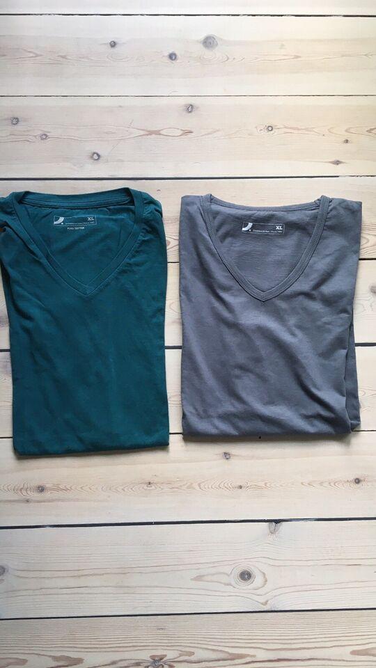 T-shirt, Dressmann, str. XL