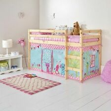 Creature Friends Tent for Single Mid Sleeper Bed Frame