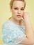 Lane-Bryant-Ruffle-Sleeve-Lace-Swing-Dress-Womens-Plus-16-20-22-Iced-Aqua-1x-2x thumbnail 4