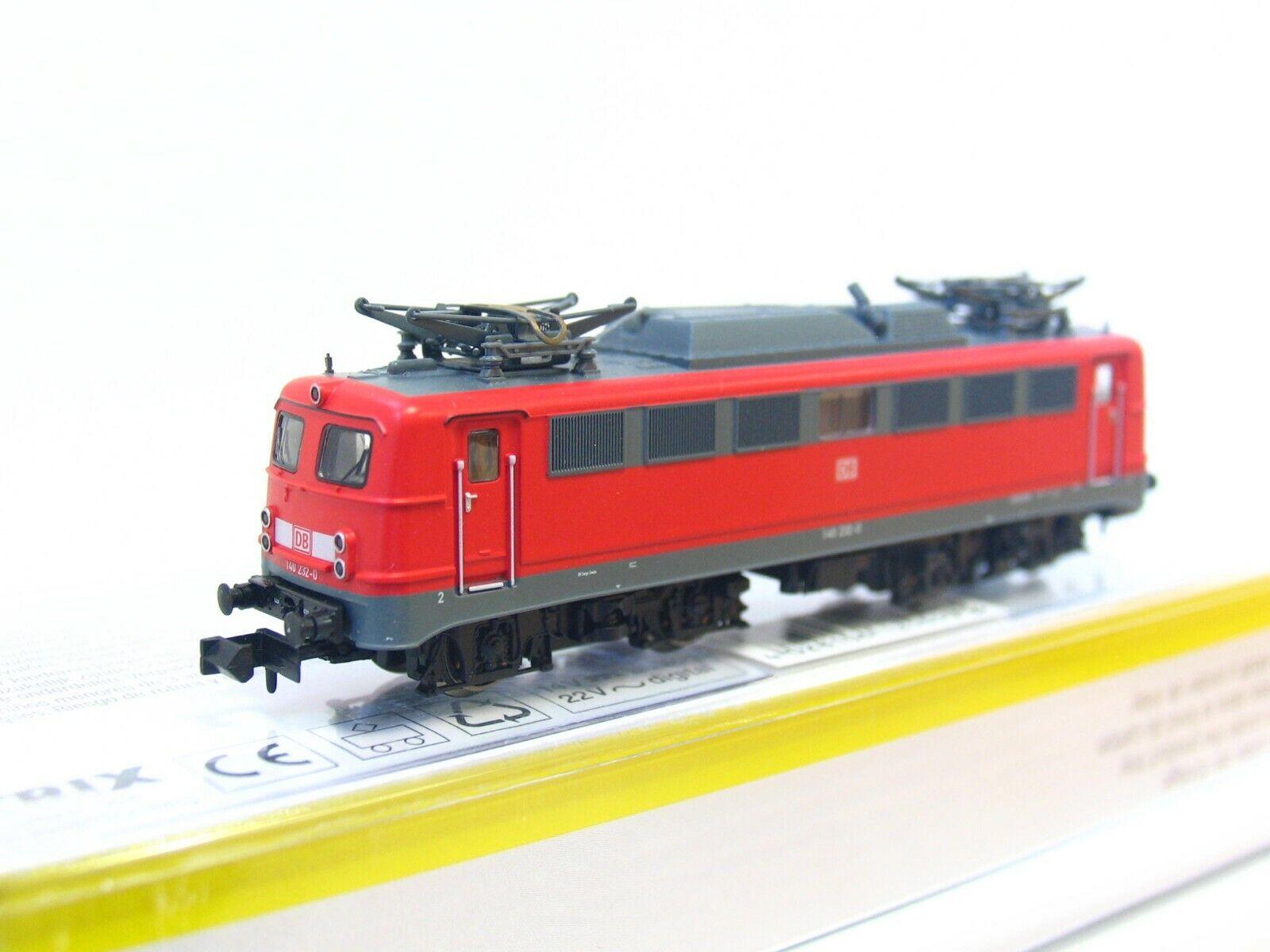 Minitrix N 12569 E-Lok BR 140 232-0 DB DSS OVP (LN1129)
