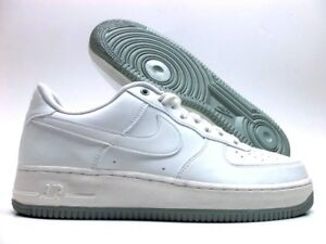 Details about NIKE AIR FORCE 1 LOW PREMIUM ID OFF WHITEWHITE SIZE MEN'S 10 [AR3870 992]