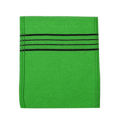 Korea Italy Exfoliating Body Scrub Towel Glove Washcloths Green 1~5pcs