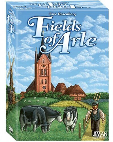 Fields of Arle [tavola gioco, Z-uomo Exclusive, 1-2 1-2 1-2 Players, 1-2 Hrs, Ages 13+] nuovo 0c6dda