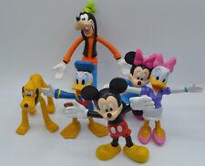 6 x Albert Heijn Biegefiguren Walt Disney Niederlanden Satz komplett 10 bis 17cm