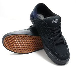 9c86b427190 NEW MEN Vans Bearcat Black Black Men Size 7-8-10 Limited Quantity ...