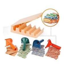Coin Counters Tray Amp 4 Color Coded Coin Sorters Tubes Bundled With 100 Count Ass