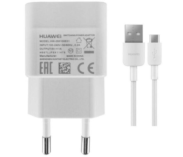 Original Huawei USB Ladegerät Netzteil Ladekabel Ascend G8 P1 P2 P6 P7 Mini P8