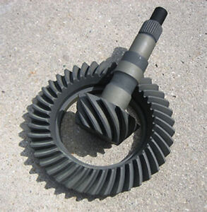 CHEVY-GM-8-5-034-10-Bolt-Gears-Ring-amp-Pinion-Gear-NEW-4-10-4-11-Ratio