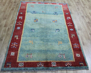 Image Is Loading Fine Persian Shiraz Gabbeh Rug Wool 6