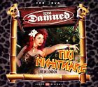 Tiki Nightmare: Live in London [Box] by The Damned (DVD, Feb-2014, 3 Discs, Salvo)
