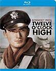Twelve O'clock High 0024543706960 With Gregory Peck Blu-ray Region a
