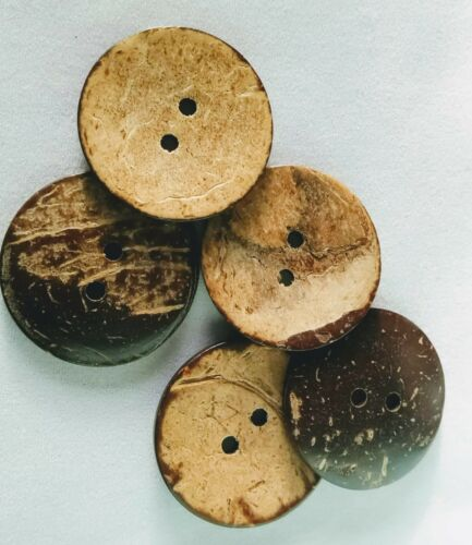 4x38mm 7x25mm Real Coconut Shell Buttons 10x20mm 5x30mm 2x44mm.