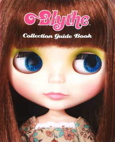 Blythe Collection Guide Book 10 Anniversary New Free Shipping From Japan