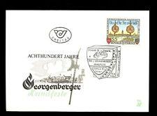Austria 1986 Georgenberg Treaty FDC #C3251