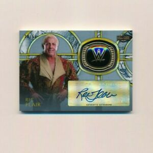 2018-Topps-WWE-Legends-Hall-of-Fame-Ring-Auto-Ric-Flair-50-Silver