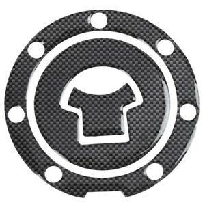 New Carbon-Look Fuel Tank Sticker Cushion Cover for  CBR600RR F4i R4F1