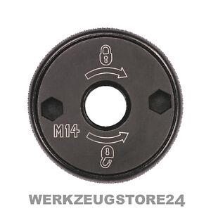 Dewalt-Schnellspannmutter-M14-DT3559-Winkelschleifer-SDS-Clic-Flex-115-125-230