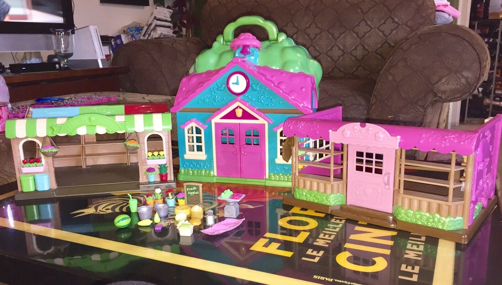 Lil Woodzeez School Bakery And Market Lot Sale