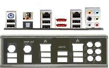 ATX Blende i/o shield Asus  P6T7 WS Super Computer #43 NEU P6T6 WS REVOLUTION io