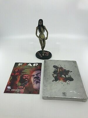 Fear 3 Steelbook Edition Ps3 Video Game Pal Very Rare