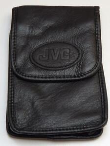 JVC-Original-Genuine-Soft-Black-Leather-Digital-Camcorder-Case-CB-V753U