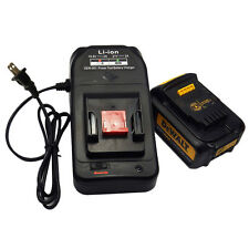 Dewalt DCB101 12V-20V MAX Lithium Battery Charger,For Drill,Saw,Grinder 20 volt