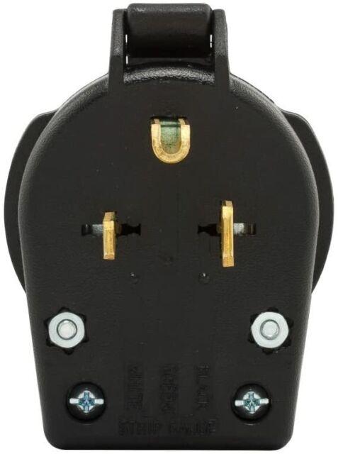 Welder Plug 50 Amp Male Nema 6