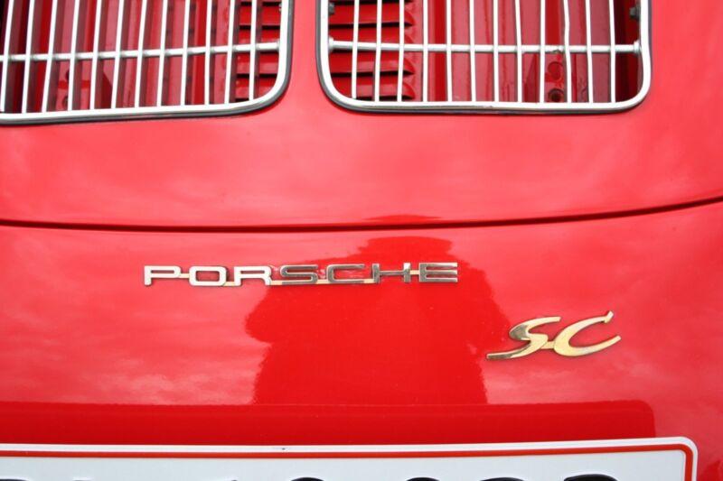 Porsche 356 SC Coupé - 12