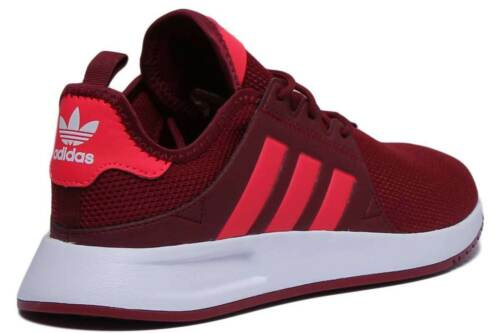 plr Mesh 6 Burgundy Uk Trainers X 3 Size Adidas Youth Junior S45Ivq
