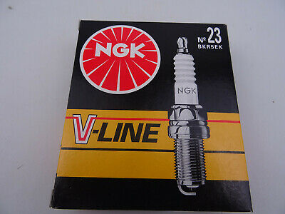 NGK V-LINE 23 CANDELA bkr5ek n 23 4483 OPEL SAAB PEUGEOT FIAT LANCIA 4 pezzi