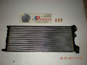 811392-RADIATORE-ACQUA-RADIATOR-FIAT-PANDA-965-999-1108cc-4X4-AUTOBIANCHI-Y10