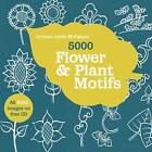 5000 Flower and Plant Motifs by Graham McCallum (Paperback, 2011)