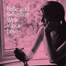 BELLE AND SEBASTIAN - WRITE ABOUT LOVE - CD NUOVO