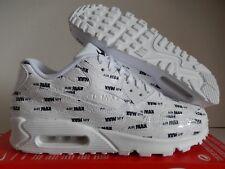 Nike Air Max 90 Premium Sz 9 Sail White Black Picnic