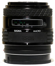 Sigma AF 90mm f/2.8 1:2 Macro Lens Minolta Maxxum /Sony A900