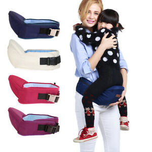 New Baby Newborn Waist Stool Carrier Infant Kids Hip Seat Sling Hold Straps Back